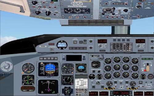 Dehavilland Bombardier Dash8-Q311 - ஐஸ்லாந்து கடலோர காவல்படை FSX