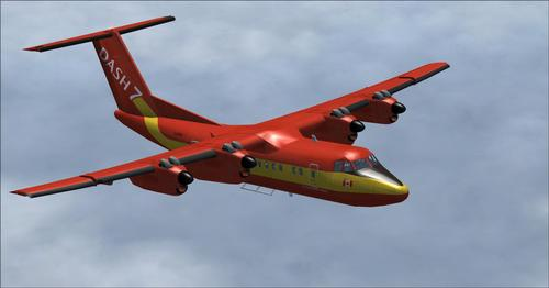 DeHavilland Dash 7 FSX & P3D