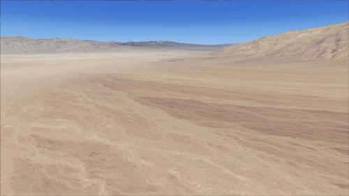 Death Valley Fotoreal FSX  &  P3D