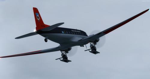 Douglas_DC-3_ Whakarei_FSX_P3D_33