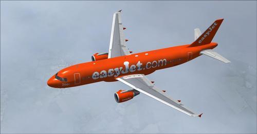 Armada Easyjet v1.0 FSX & P3D
