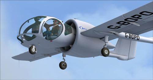 Edgley Optica FSX & P3D