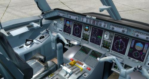Embraer_ERJ_145_멀티 리버리_FSX_P3D_44