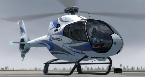 Eurocopter EC120B Colibri FSX  &  P3D