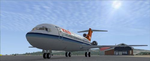 FSND Boeing 727-200 do FSX-SP2