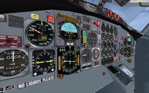 FSND Boeing 727-200 pentru FSX-SP2