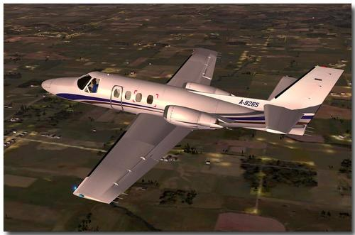 Cessna Citation 500 2008 FSX-SP2