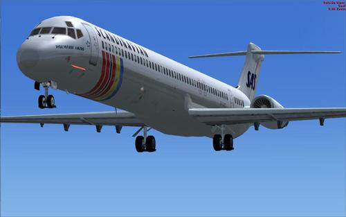 Package V81 ea MD-1 SAS FSX