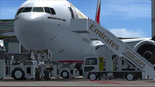 Emirater Fleet FSX  &  P3D