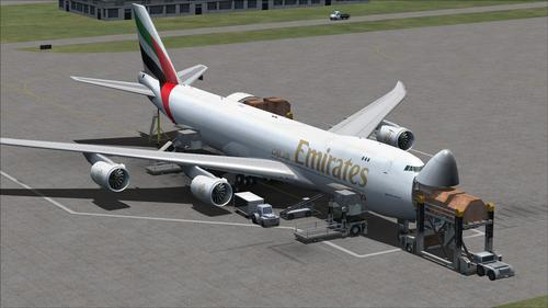 Armada Emirates FSX & P3D