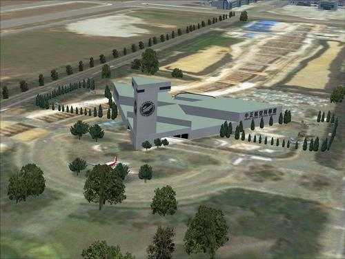 """""""Formosa X"""" RCTP Taivano Taoyuan tarptautinis oro uostas FSX  &  P3D"""
