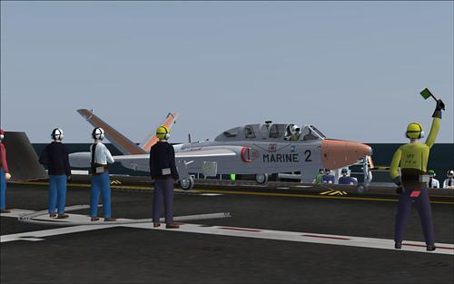 Fouga Zephyr FSX Acceleration v2.0