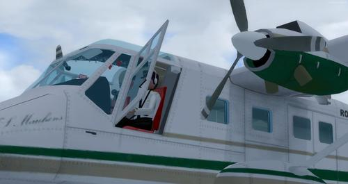 GAF Nomad 22B FSX  &  P3D