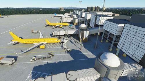Gatwick Airport EGKK Ultra MSFS 202