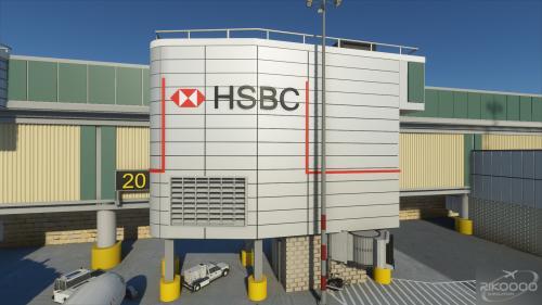 Bandara Gatwick EGKK Ultra MSFS 2020