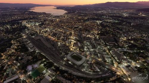 Geneva City Switzerland MSFS 2020