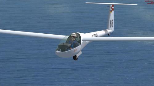 Glaser-Dirks DG-202 FSX