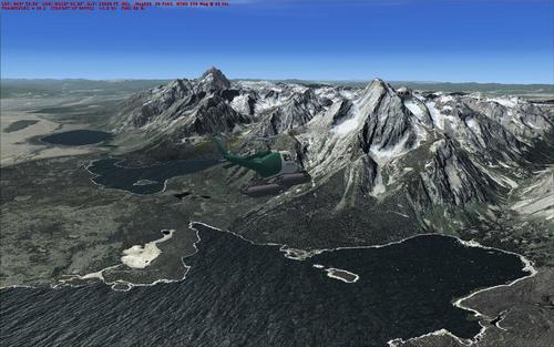 Grand Teton National Park - pilna pakete FSX  &  P3D