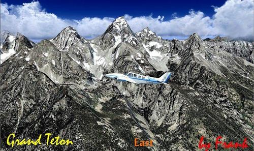 Grand Teton National Park - Putea katoa FSX & P3D
