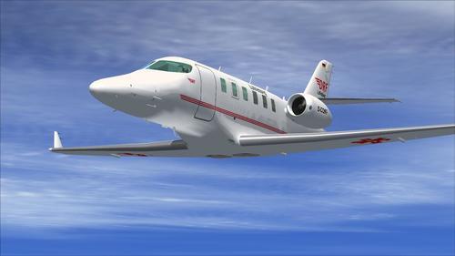 Grob SPn Utility Jet FSX  &  P3D