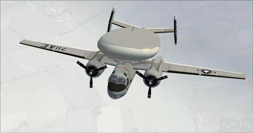 Grumman E1B Tracer FSX & P3D