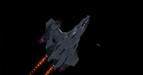 HALO_4_Sabre_Starfighter_FSX_ & _P3D_22