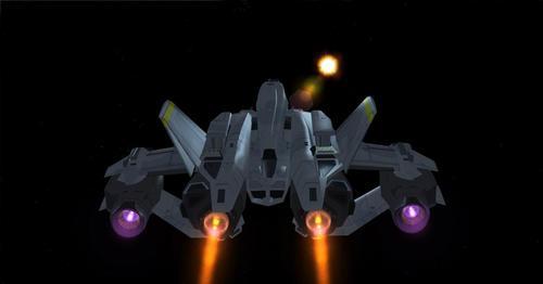 HALO_4_Sabre_Starfighter_FSX_ & _P3D_33