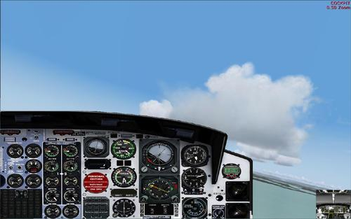 Bell HC412 Agusta / Griffin AB412 Hovercontrol FS2004