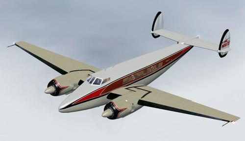 Howard 350-konsep FSX Native FSX  &  P3D