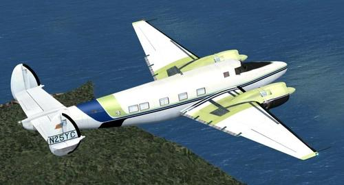 Howard 500 FSX Native FSX  &  P3D