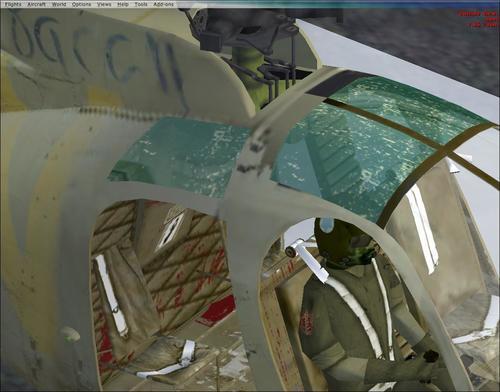 Seri Hughes OH-6 FSX