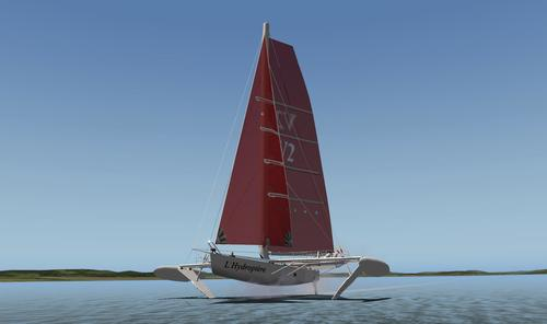 Hydroptere_v2_The_flying_boat_X-Plane_10_1