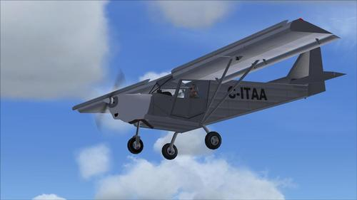 I.C.P. Savannah Version 3.7 for FSX