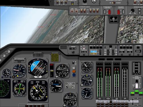 Lockheed L-1011 Tristar FS2004