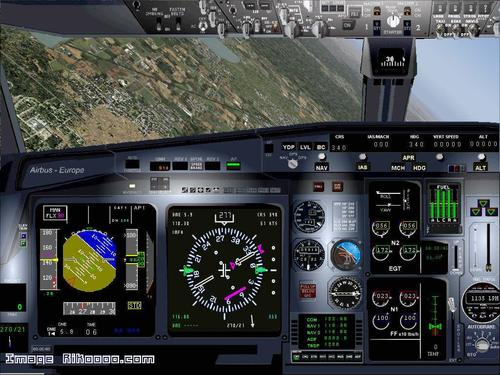 Airbus in A320-200 Tropicair FS2004