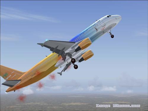 ايرباص A320-200 Tropicair FS2004