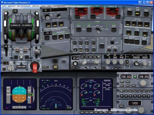 ಏರ್ಬಸ್ A330-300RR FSX
