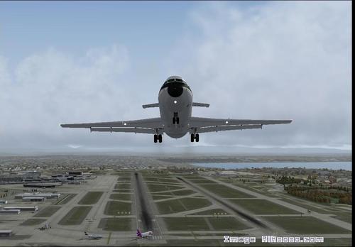 British Aircraft Corporation BAC 1-11 FS2004
