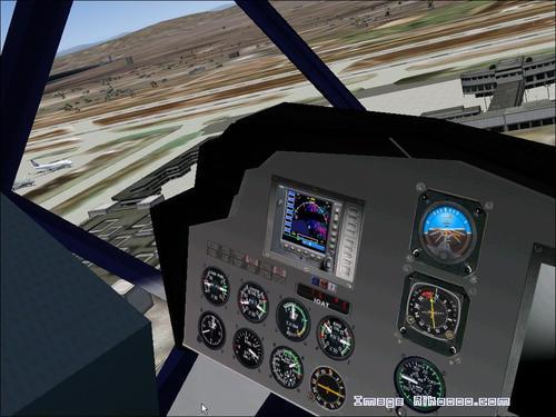 Blue Thunder FS2004