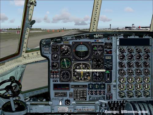 Lockheed C-130 Hercules Simshed FS2004