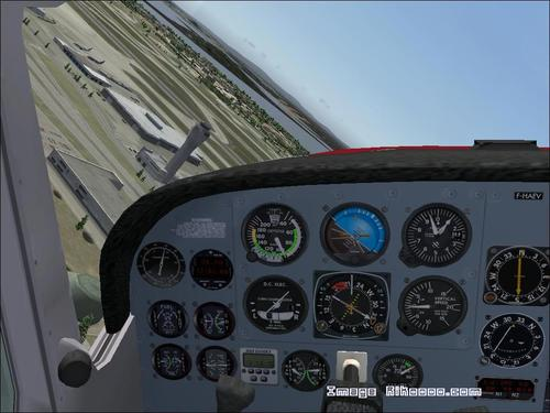 セスナ206 H1 FS2004