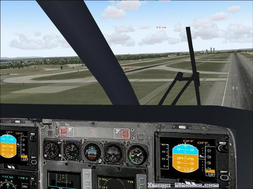 Eurocopter EK 135 T2 Carillon FS2004