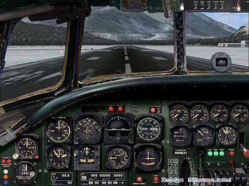 Souhvězdí Lockheed L049A FSX