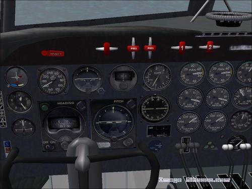 Douglas JBK DC4 FS2004