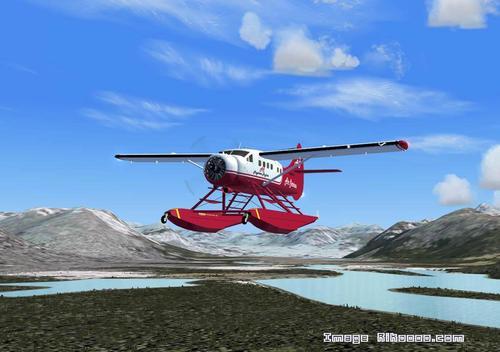ඩී හෙවිලන්ඩ් DHC-3 ඔටර් PZL FS2004