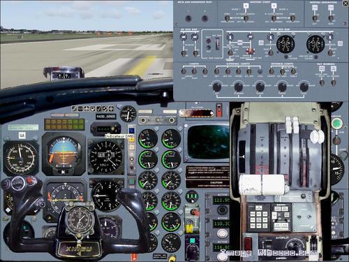 エンブラエルEMB-121シングーFS2004