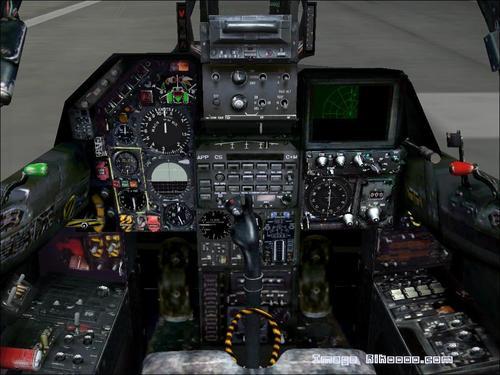 Dassault ሲሪብዱ F1 FS2004