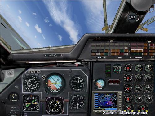 වේවා, L-410 Turbolet UVP-T FS2004