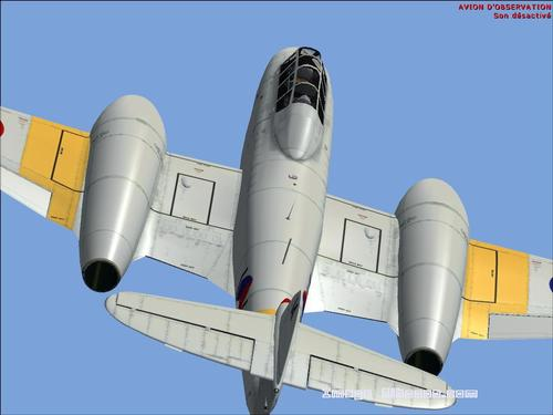 Gloster Meteor T.7 FS2004