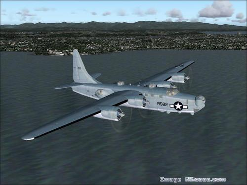 Consolidated PB4Y-2 privateer 1939 FS2004
